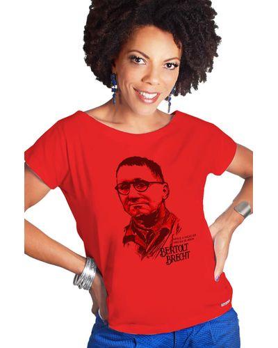 Bata Brecht Herói Vermelha