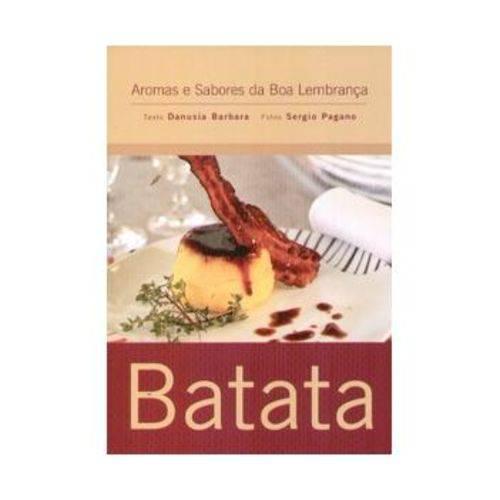 Batata - Col. Aromas e Sabores da Boa Lembrança - Pocket