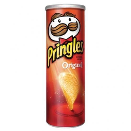 Batata Crocante Original 140g - Pringles