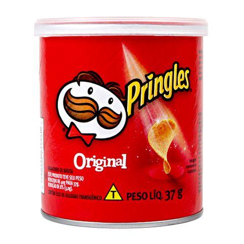 Batata Crocante Original 37g - Pringles