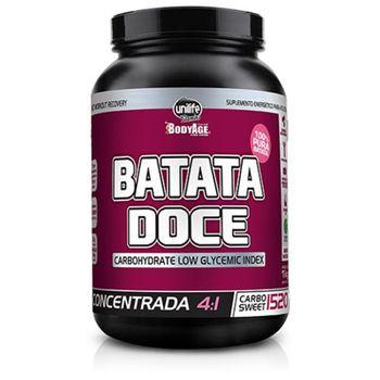 Batata Doce Roxa Farinha Concentrada 4:1 100% Pura Unilife 1kg