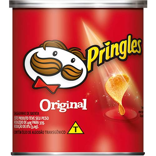 Batata Pringles Original - 37g