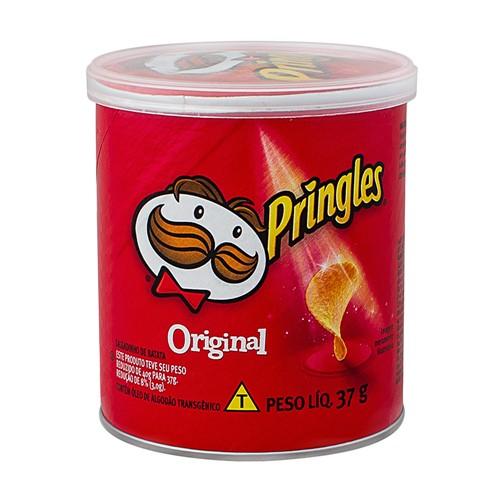 Batata Pringles Sabor Original 37g