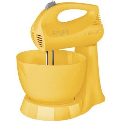 Batedeira Cadence Jolie, Amarela, Bat414, 3.5 L, 3 Velocidades, Portátil