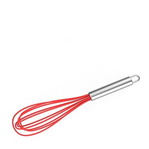 Batedor de Clara Vermelho Silicone 25CM - 31004