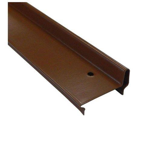 Batente Liso Horizontal Rollfor 220 Ocre 0,841m