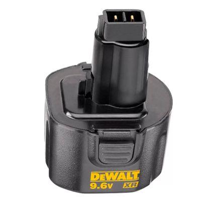 Bateria 9,6V-XR Duração Prolongada 1,7 Ah Ni-CD DeWalt DW9061 DW9061