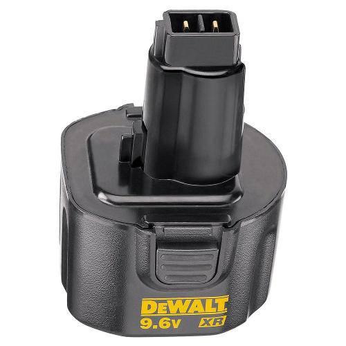 Bateria 9,6v-Xr Duração Prolongada 1,7 Ah Ni-Cd Dewalt-Dw9061