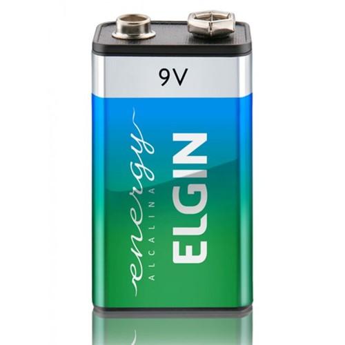 Bateria Alcalina 9v 82158 Elgin