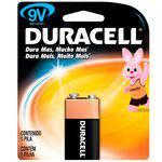 Bateria Alcalina 9v Duracell - Mn1604b1