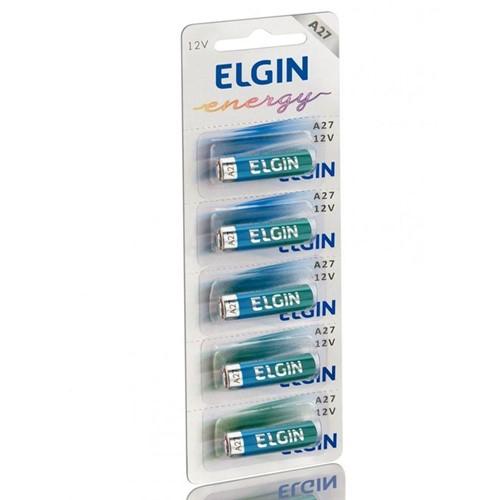 Bateria Alcalina A27 12v 82196 Elgin