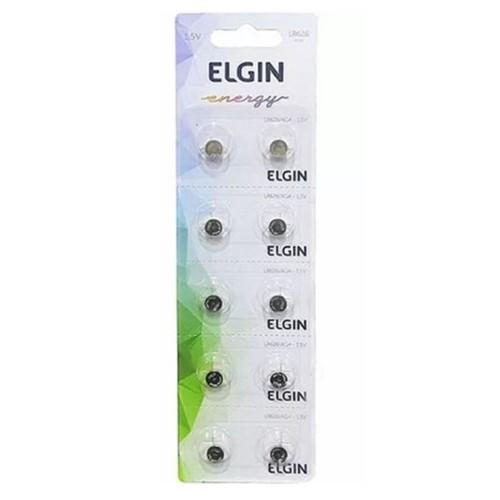 Bateria Alcalina LR626 1,5v 82308 Elgin