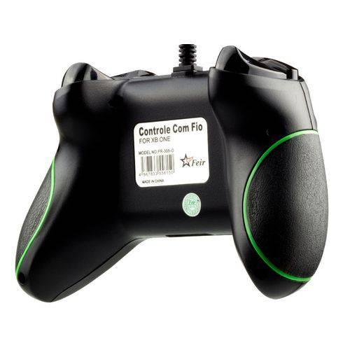 Bateria Carregador Xbox One Cabo Recarregável P/ Controle - Fr3020-a