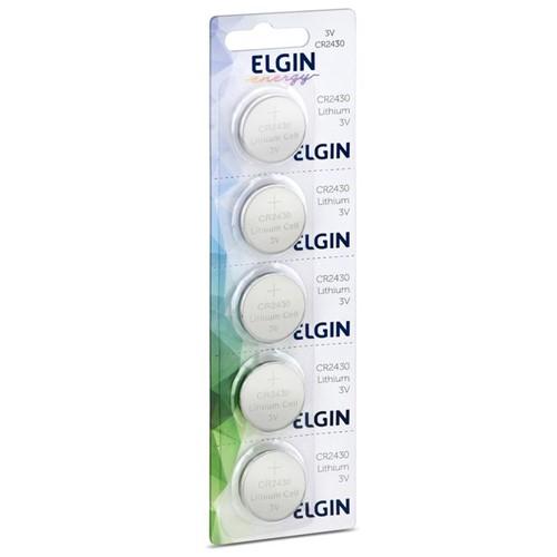 Bateria de Litio 3v CR2430 82304 Elgin