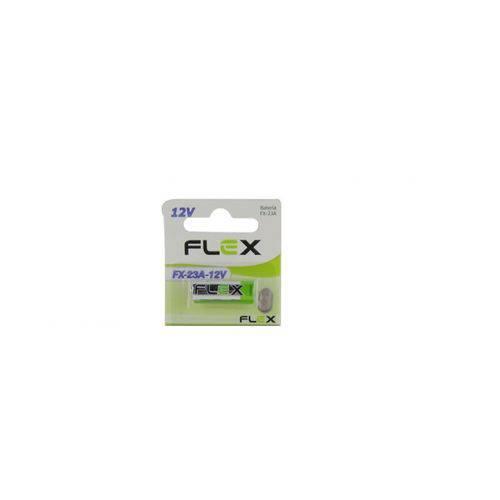 Bateria Flex Alcalina para Controle Remoto 12V A23