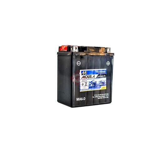 Bateria Moto 6ah - Ma6d