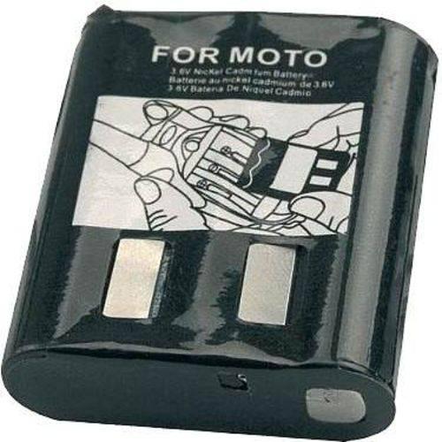 Bateria para Rádio Talkabout Motorola 3,6v 700mah 37261