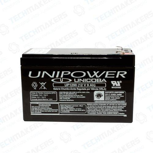 Bateria Selada Unipower 12V 9Ah UP1290