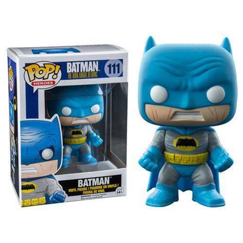 Batman 111 Pop Funko The Dark Knight Returns