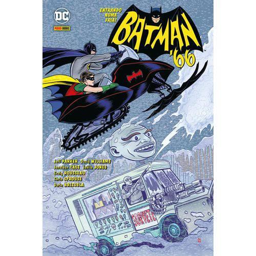 Batman '66 - Entrando Numa Fria