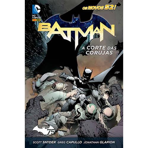 Batman - a Corte das Corujas