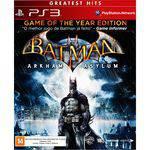 Batman Arkham Asylim - PS3 (Vitrine)