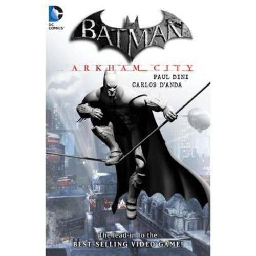 Batman- Arkham City