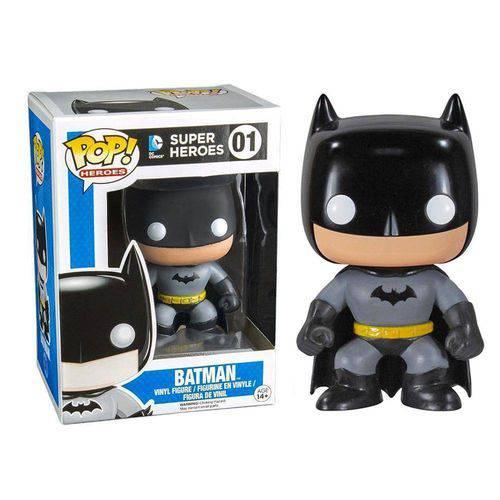 Batman - Dc Universe Funko Pop Heroes