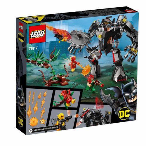 Batman Robo Vs. Poison Ivy Robo