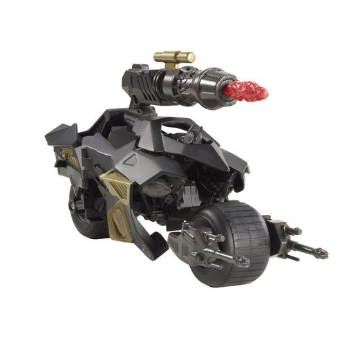 Batman The Darknight Rises - Batmoto de Ataque - Mattel