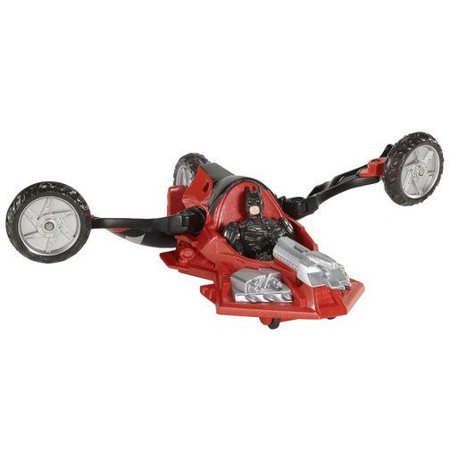Batman - Veículo QuickTek - Tanque de Combate - Mattel