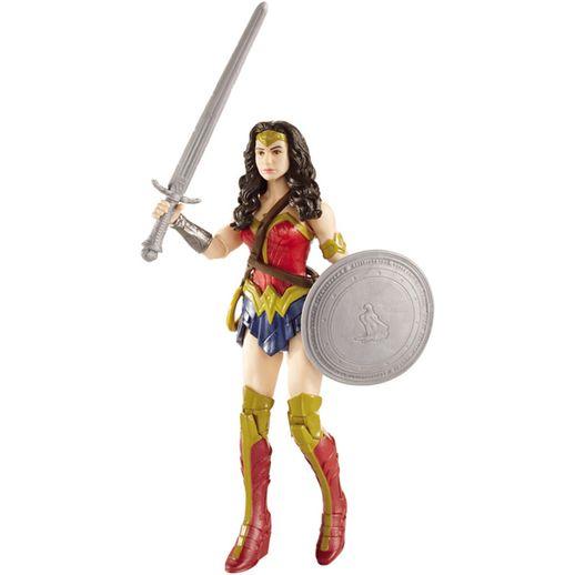 Batman Vs Superman Boneca Mulher Maravilha - Mattel