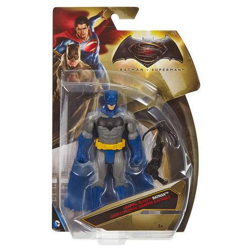 Batman Vs Superman Boneco Batman 15cm - Mattel