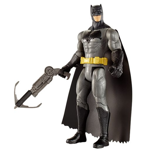 Batman Vs Superman Boneco Batman Super Lançador - Mattel