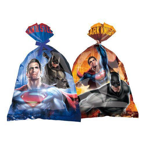 Batman Vs Superman Sacola Surpresa C/8 - Festcolor