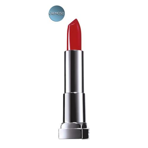Batom Maybelline Color Sensational Cor 307 Vou de Vermelho com 3,4g