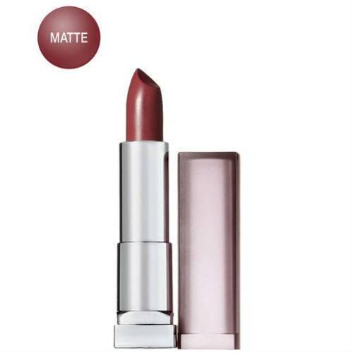 Batom Maybelline Color Sensational Creamy Mattes Cor 315 Faça Acontecer