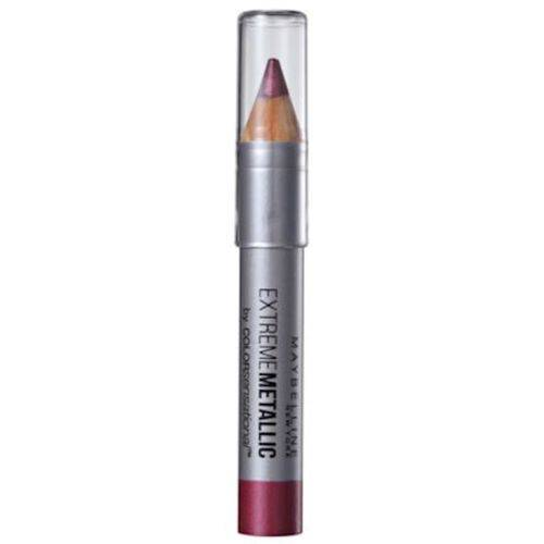 Batom Maybelline em Lápis Color Sensational Extreme Metallic Agora ou Nunca 110 - 1,5g
