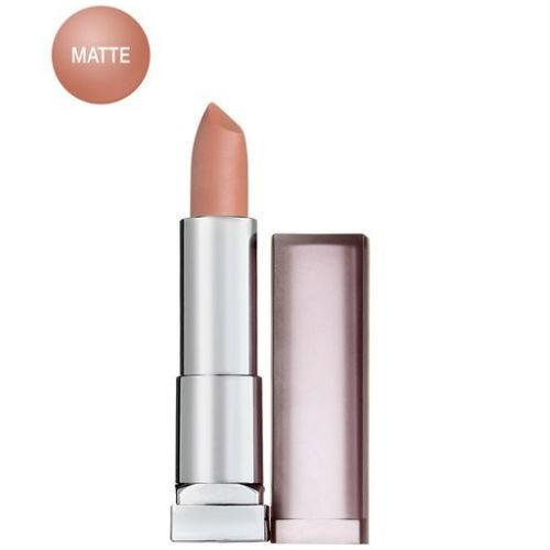 Batom Maybelline Matte Color Sensational Fique Nude 211