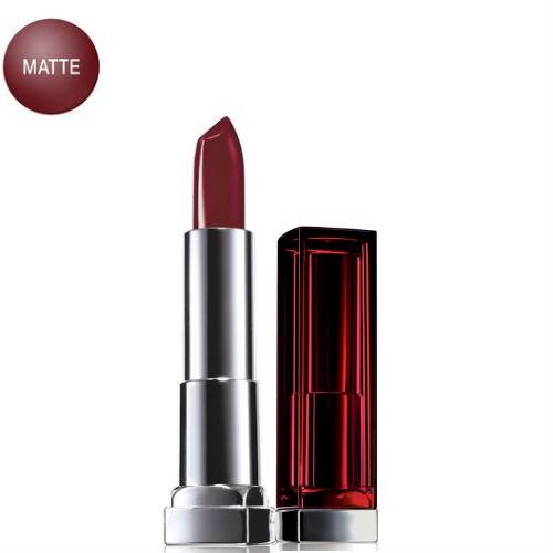 Batom Maybelline Matte Color Sensational Santa Dose 313
