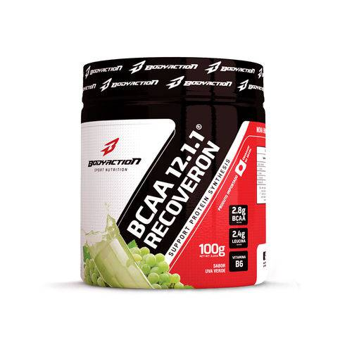 BCAA 12:1:1 100g Uva Verde Body Action