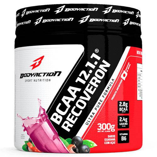 Bcaa 12:1:1 Recoveron (300g) - Bodyaction