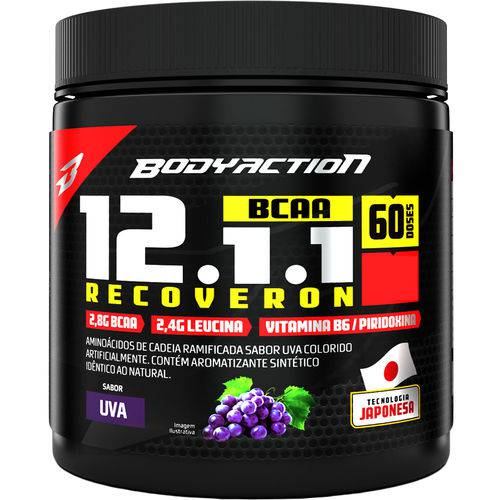 BCAA 12:1:1 Recoveron 100g Body Action