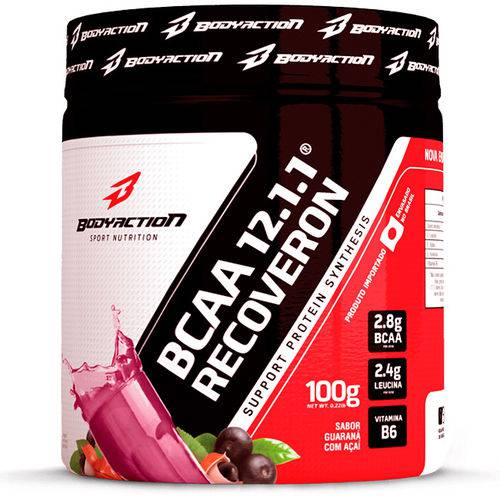 Bcaa 12:1:1 Recoveron (100g) - BodyAction