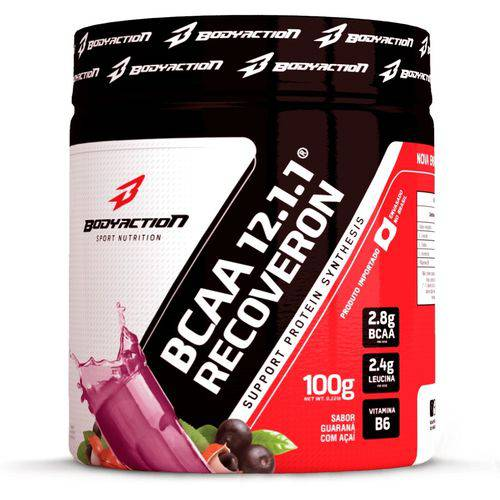 BCAA 12.1.1 Recoveron Bodyaction 100 Gr