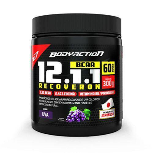 BCAA 12:1:1 Recoveron - Uva 300g - BodyAction