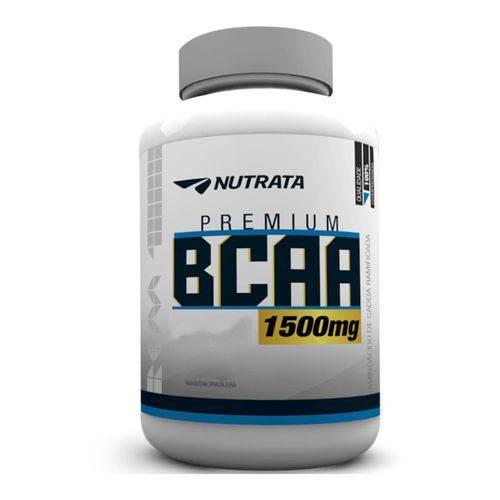 Bcaa 1.5g 120 Tabletes - Nutrata