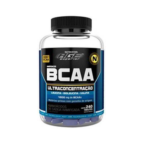 Bcaa 1,5g - 240 Tabletes - Nutrilatina