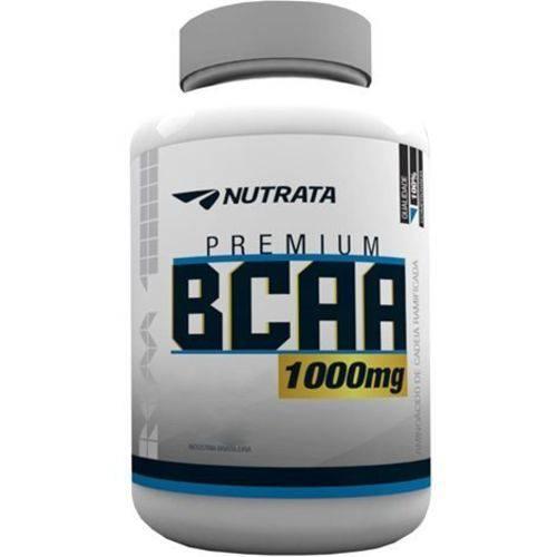 Bcaa 120 Tabletes 1g Nutrata