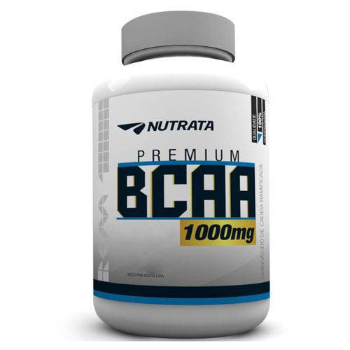 Bcaa 1g 1000 Mg 120 Tabletes - Nutrata